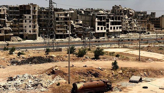 Новости Сирии. Сегодня 12 августа 2016