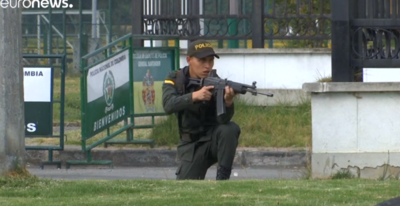 Теракт в Боготе: более 20 погибших
