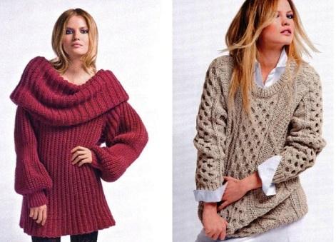 Подборка свитеров для осени-2017 от модных современных дизайнеров