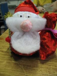 Дед Мороз (игрушка)