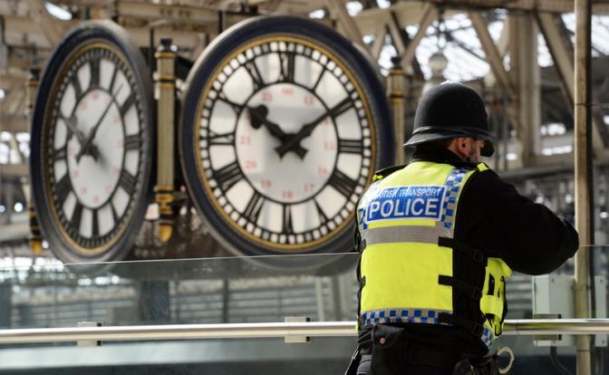 Чисто английское изнасилование: За час надругались трижды