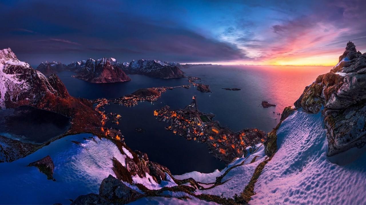 Норвегия: страна, в которой прекрасно всё