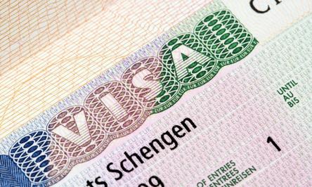шенгенской визе