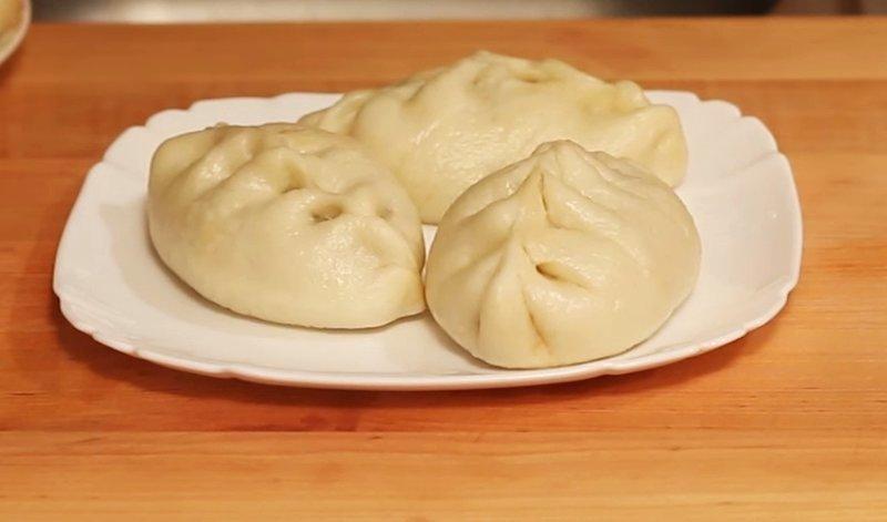 Пян-Се (Пигоди) манты по-корейски