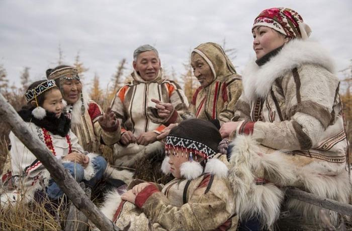 Народы уральской семьи языков: генетические следы общей истории
