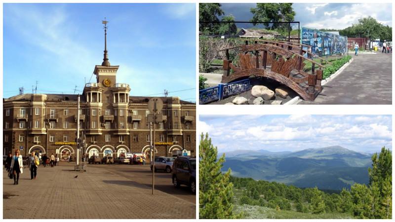 Барнаул. Алтайский край недорогой отдых, поездки по России, путешествие, туризм