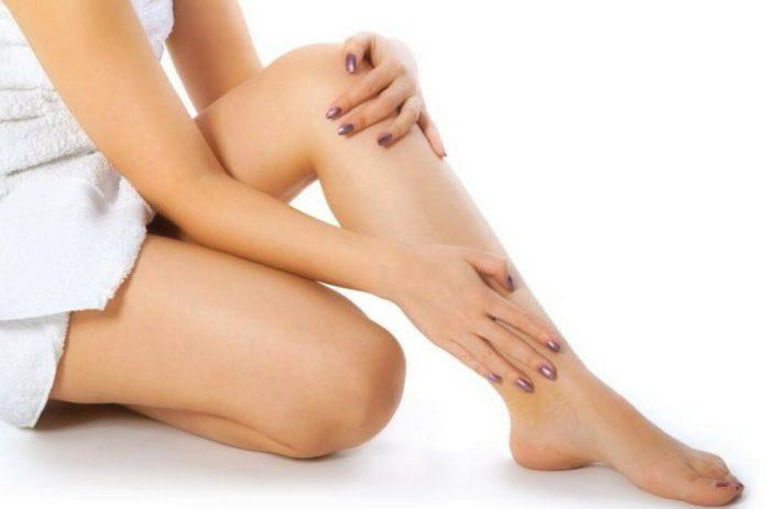 Лечение отеков на ногах народными средствами