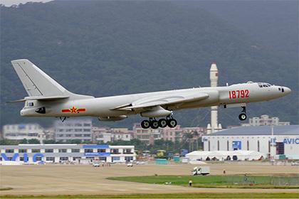 СМИ сообщили о наличии у Китая 180 дальних бомбардировщиков-ракетоносцев