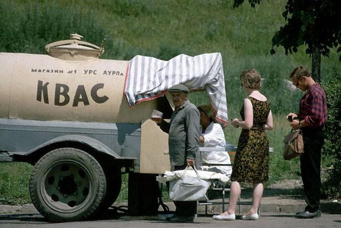 Продукты из СССР, вызывающие ностальгию