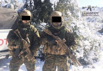 Русский спецназ «зачистил верхушку» террористов в Алеппо