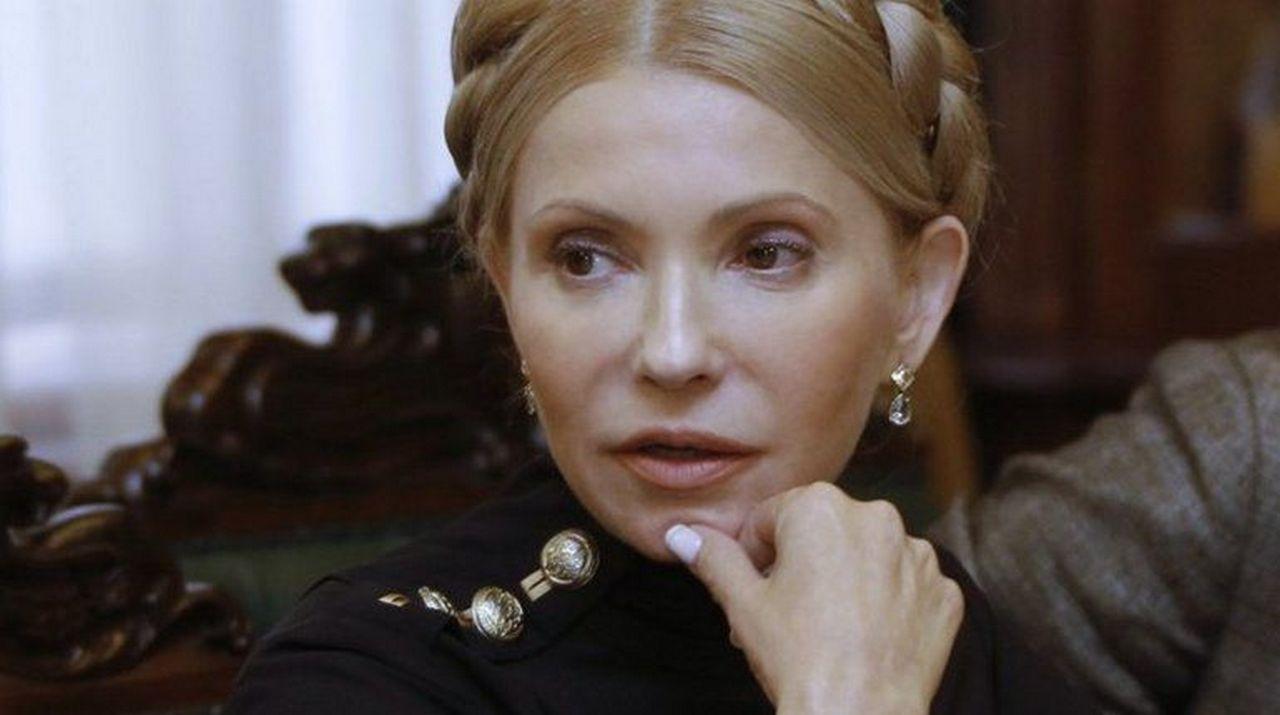 О шансах Тимошенко стать пре…