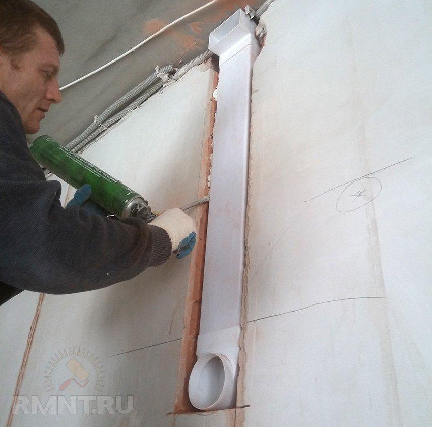 Как правильно сделать вентиляцию в частном доме своими руками