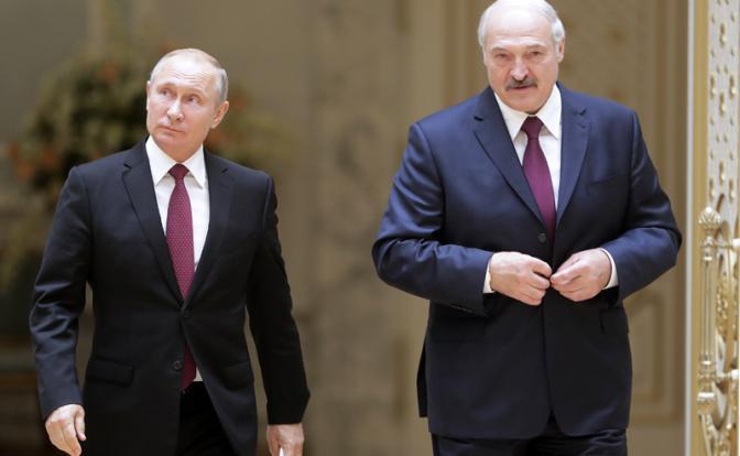 Россией и Белоруссией может …