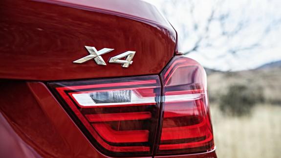 Названы цены и дата начала продаж BMW X4 в России