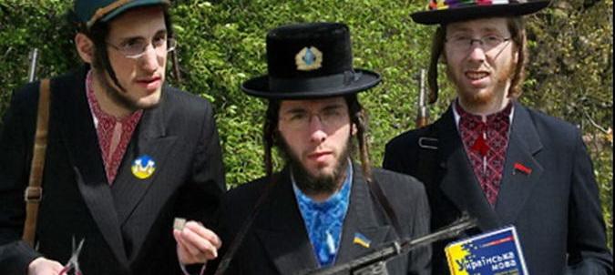 Украинцев объявили евреями XXI века