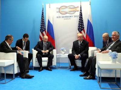 Санкции вместо диалога