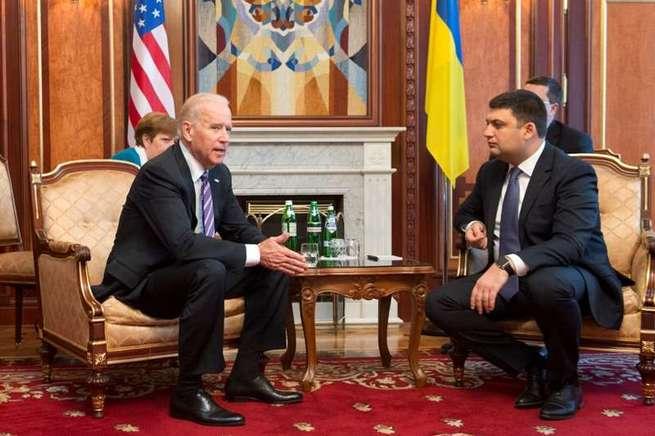 Джо Байден приезжал в Киев «подчищать концы»