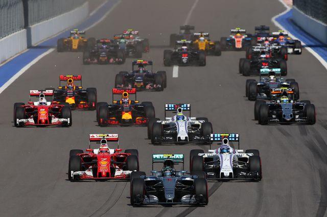 Гонщик «Мерседеса» Росберг выиграл квалификацию Гран-при Бельгии