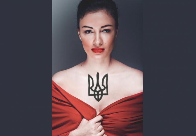 Настя Приходько возмутилась алчностью артистов, «продающих Украину за рубли»