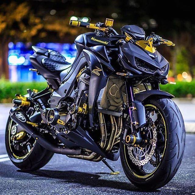 Великолепный Kawasaki