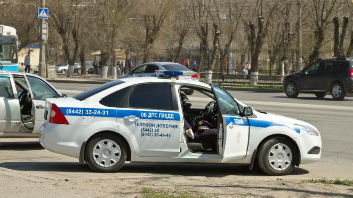 В РФ будет введено наказание за регулярное нарушение ПДД