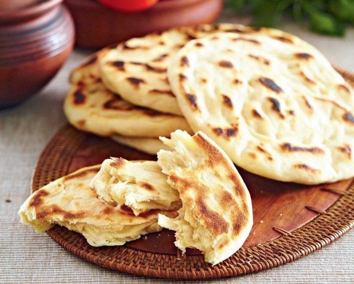 Рецепт дня — Шткар фу, лезгинский слоеный хлеб
