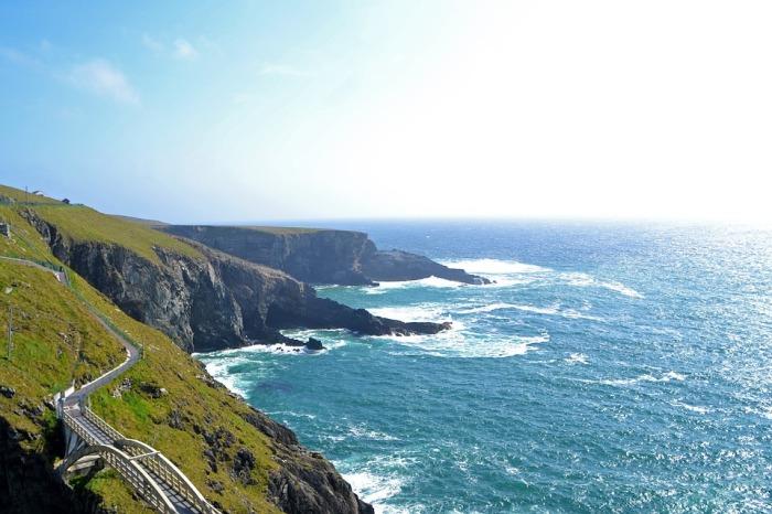 Ирландия - прекрасное место для тех, кто не боится дождей.