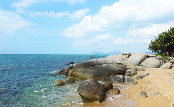 Тропическая Санья: Это надо видеть