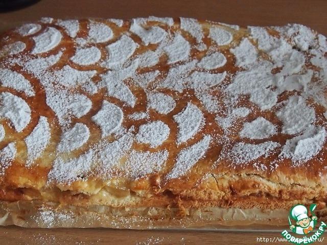 Настоящее сокровище: старомодный яблочный пирог
