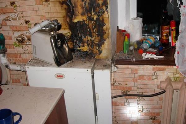 В Тульской области шаровая молния залетела в дом, взорвалась и задела ребенка
