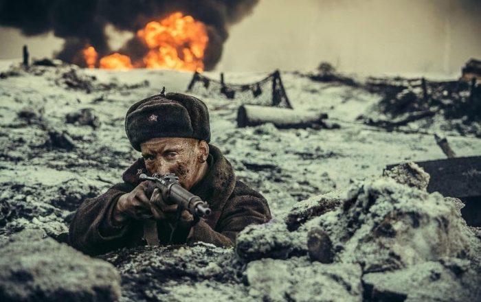 Победили потому, что завалили немцев трупами?