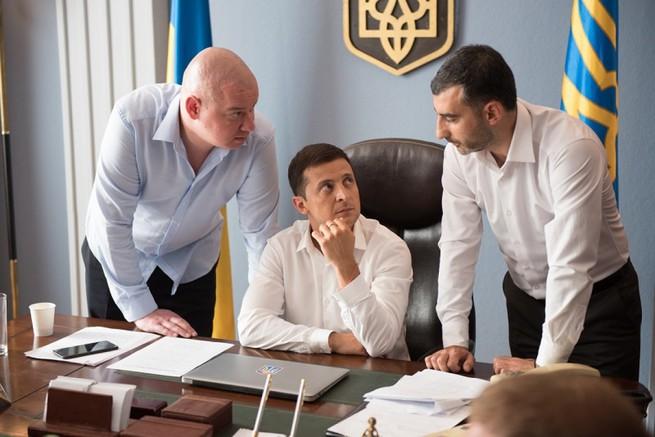 Зеленский ответил, идёт ли он в Президенты