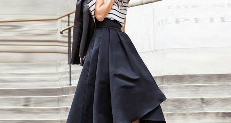 Модные юбки 2018 года: тенденции, фото
