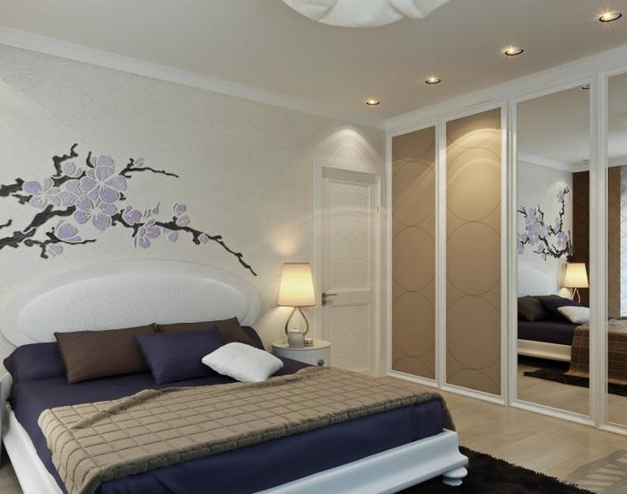 Некоторые рекомендаци при оформлении дизайна спальни (3) (700x551, 273Kb)