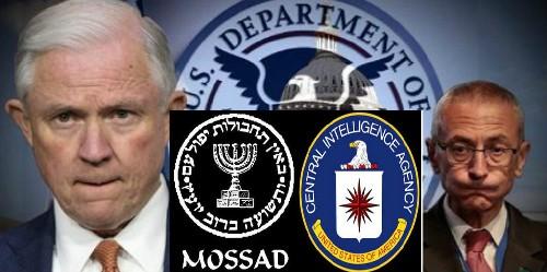 Инсайдер министерства внутренней безопасности: ЦРУ и Моссад стоят за кругом педофилов из Вашингтона