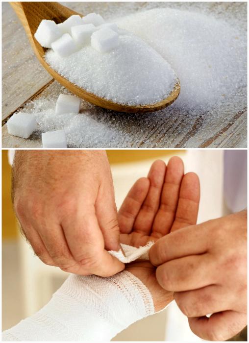 Домашние хитрости, позволяющие с помощью сахара решить множество бытовых проблем
