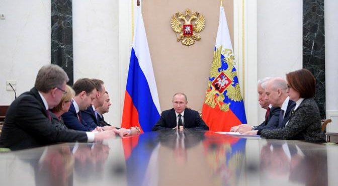Сделает ли Путин «новый Крым» в экономике