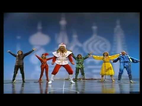 Dschinghis Khan — Moskau! А вы видели клип на эту песню?