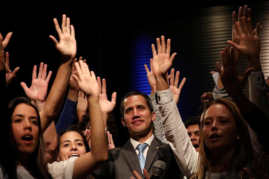 О важном нюансе по Венесуэле