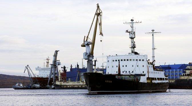 Арктические острова Медведева: Миллиарды на дно моря