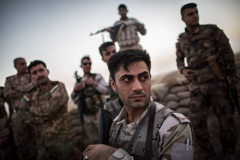 Германия приостановила «инструкторскую миссию» в Ираке