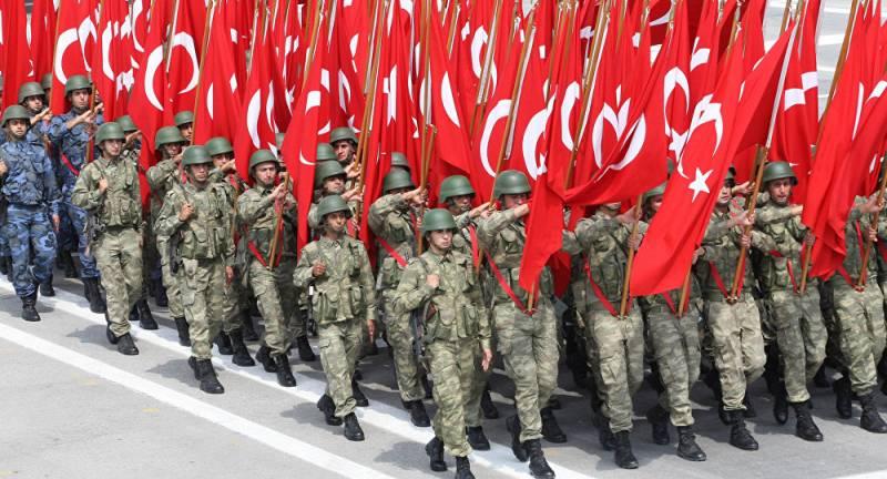 Россия и США молчат, а Турция завоёвывает Ближний Восток