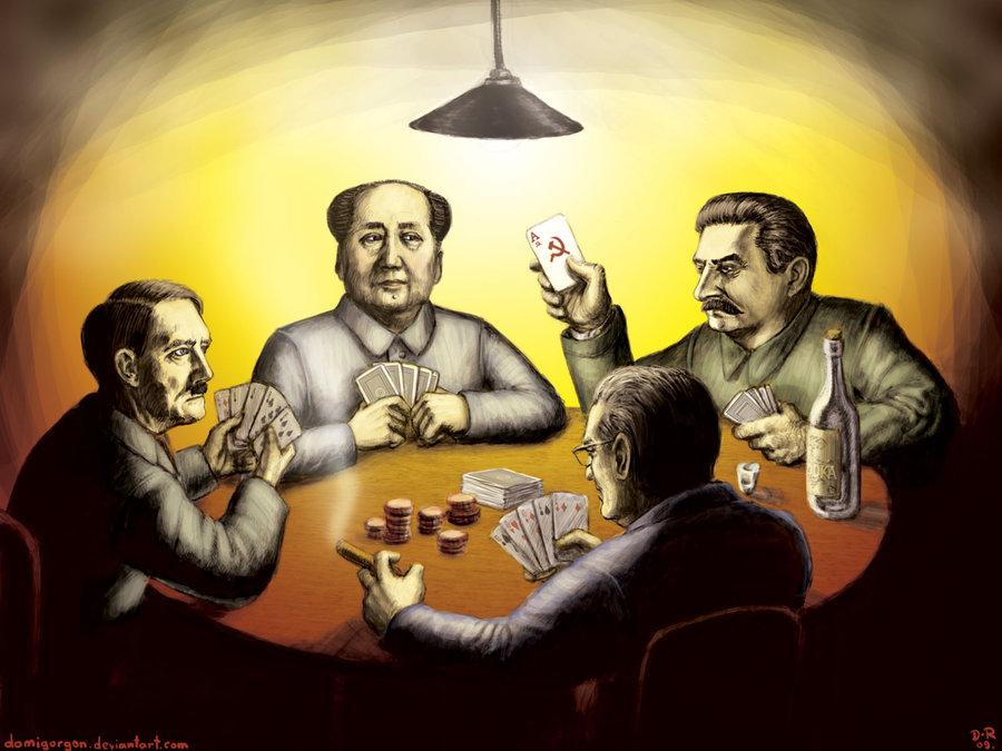 Путин, Меркель и Порошенко: политический покер в Минске