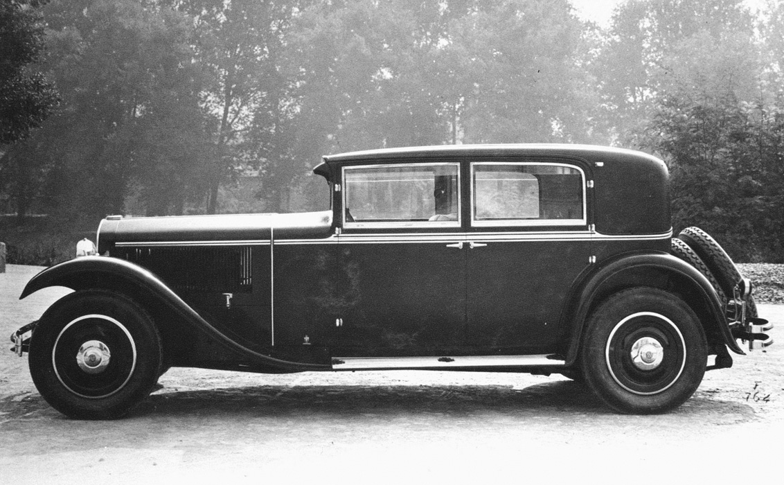 Lancia Dilambda 227 (1928)