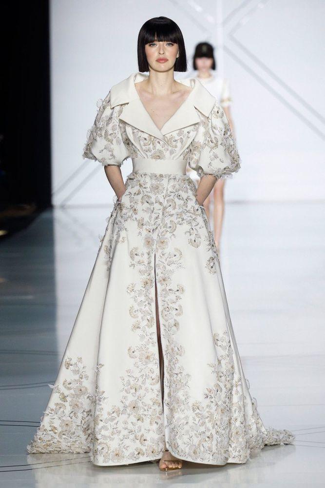 Ralph & Russo: шикарная коллекция Haute Couture весна-лето 2017