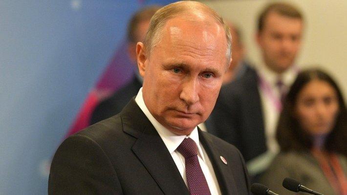 Путин назначил исполняющего обязанности губернатора Сахалинской области