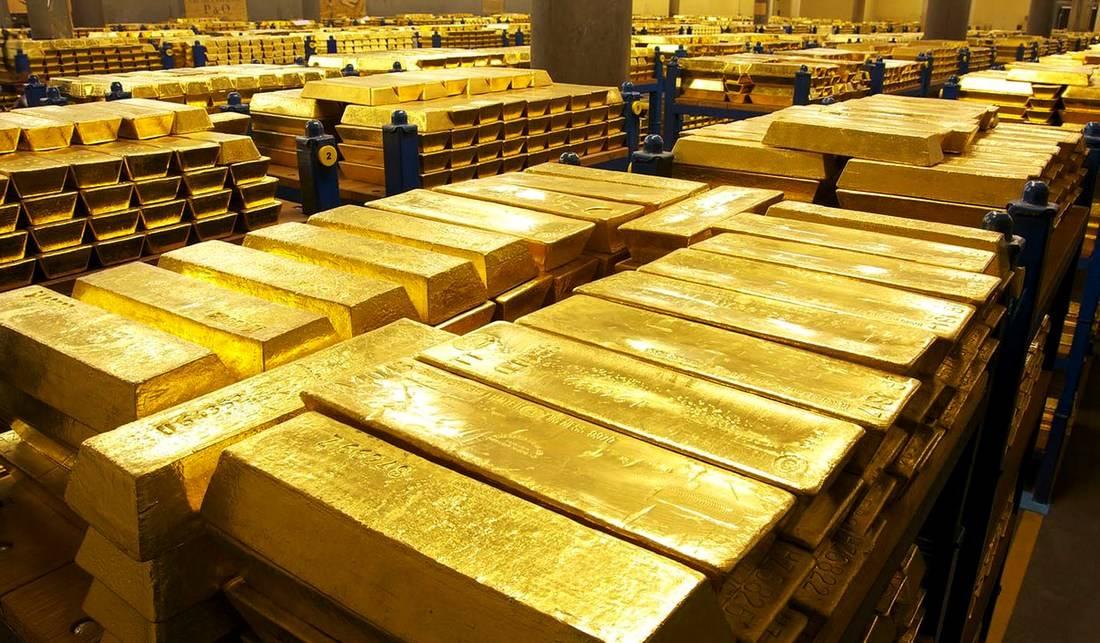Крупнейший обман США: золотые хранилища пусты