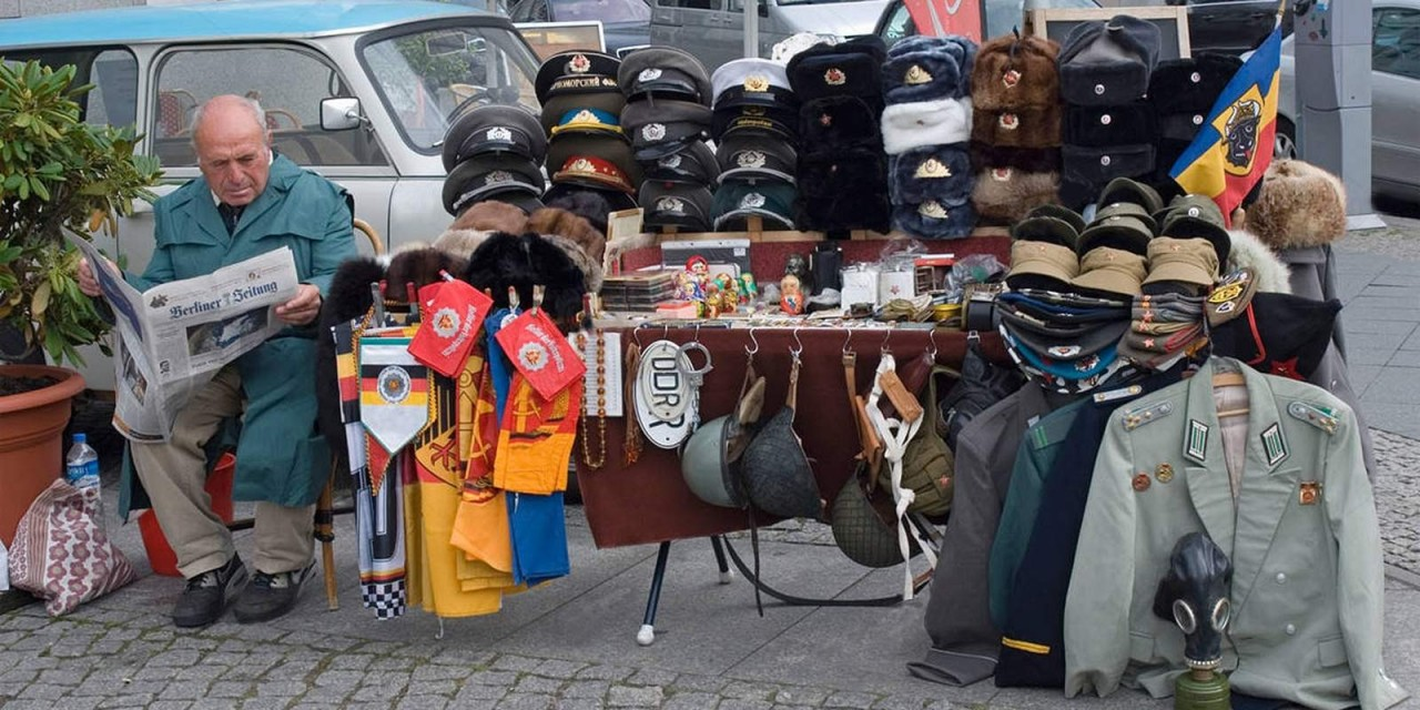 «Налетай, не скупись!» - как распродавали армию ГДР