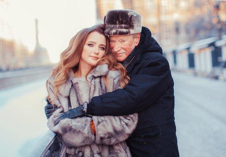Юрий Лоза высказался о неравном браке Ивана Краско и его юной жены