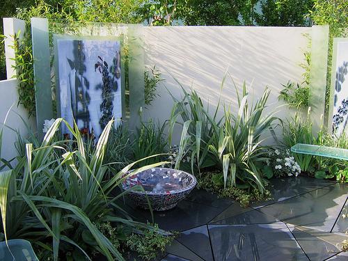 """Уютный сад """" Садовый дизайн - фотографии с выставки"""